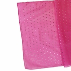 Sequin Table Runner Fuchsia