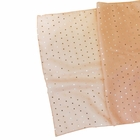 CLEARANCE Sequin Table Runner Peach