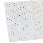 CLEARANCE Sequin Table Runner White