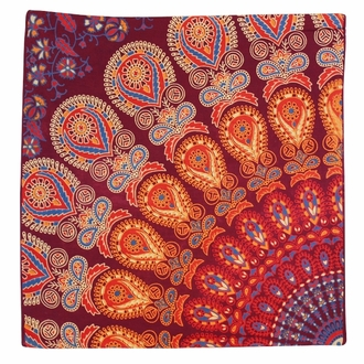 Throw Pillow Cover Anita Mandala