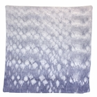 CLEARANCE Throw Pillow Cover Lilac Currents Shibori
