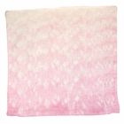 Throw Pillow Cover Rose Quartz Pink Currents Shibori