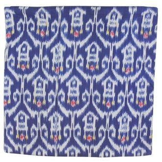 CLEARANCE Throw Pillow Cover Square Navy Blue Riana