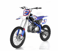 "Apollo Full Size 125cc Dirt Bike.  Z20 XMAX 19 inch front tire, twin spar frame, inverted front forks Seat Height 34.5 ""  Perfect for the older kids and adults"