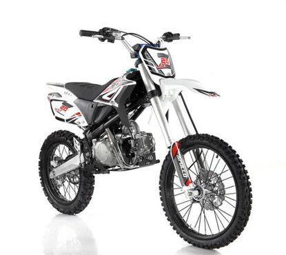 Apollo/Orion Z20 Dirt Bike Upgraded suspension, inverted forks, front and rear disk brakes 125 cc