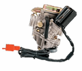 Chinese Parts - Gy6 50cc Stock Carburetor with Electric Choke from Atv-Quads-4Wheeler.com