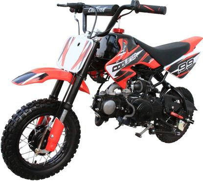 Coolster CL-QG210--70cc Pit Bike / Dirt Bike  70cc BEST SELLER