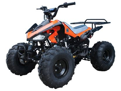 """Trailmaster Fully Automatic 125CC Sport  -  Upgraded Suspension - Over Size 19"""" Tires"""
