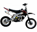 COOLSTER XM Deluxe - 125cc Dirt Bike 4-Speed-Manual Transmission