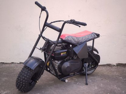 **FREE SHIPPING** Trailmaster Storm 200 Mini Bike - A Blast From the Past