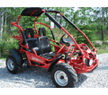 "**FREE SHIPPING** TRAILMASTER XRX Mid-Size Youth Go Kart - <b><font color=""green""><font size=""3"">Calif Legal*</font></font></b>  -"