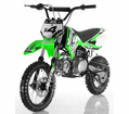 IN STOCK SHIPPING IN TIME FOR XMAS Apollo Orion Deluxe X4 110cc Dirt / Pit Bike - Semi-Automatic - Inverted Forks - Rugged Suspension -