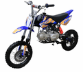 SRM-125  Pit Bike - Manual Transmission Upgraded Suspension - Custom Graphics
