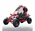 Kymoto 200 Elite Rail Style -  Off Road Trail Buggy / Dune Buggy / Sandrail -Bigger Engine! FREE Spare Tire & Mount