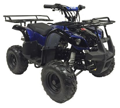 sold out Mountopz RX8 Youth Quad 125cc ATV-J022  Speed Limiter
