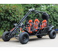 Kymoto XR-200-4 -Four-Seater Go Kart .  Free Spare Tire & Mount* - FAST SHIPPING!