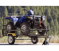 Northstar Sportstar I Atv And Utility Trailer With Ramp