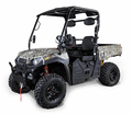 Outfitter 550 4 X 4 UTV / Ariives Fully Assembled - Macpherson Suspension -