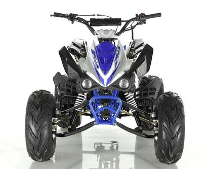 Blazer 9 Ultra Wide ATV 125