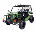 Sold Out Kandi Hummer Style Go Kart! New Hunters special  Model - NOW WITH LARGER 200cc ENGINE - Automatic Trans with Reverse!