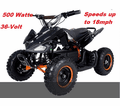 Sold Out Kicker Elite Fully Electric ATV