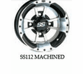 "SS112 Wheel Kits for 12"" ITP MUD LITE XTR"