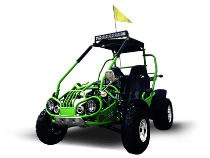 TrailMaster 200 XRX Now with a bigger engine