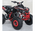 Trailmaster C125 125cc Race inspired Mid Size 4 Wheeler.  Super Strong Light Weight Frame.