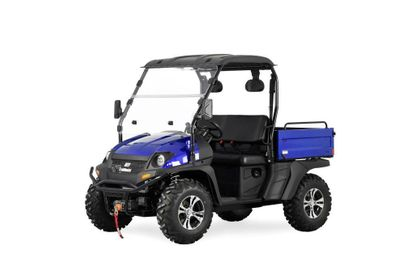 Trailmaster Taurus450-U  Two Seat 4X4 with dump Bed- Fuel Injected- Liquid Cooled