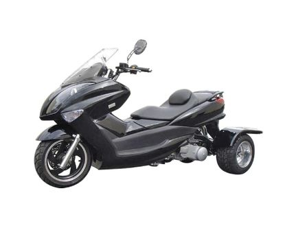 TRIKE 3-WHEEL SCOOTER / MOPED MTB-150H with !  FREE HELMET!