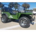 Willy's Deluxe Mini Jeep - Series 2 -Upgraded Model -