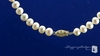 6-6.5mm Pearl Necklace with 14K Yellow Gold Clasp