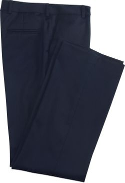 Ladies Resort Hotel Premier Flat Front Washable Poly Wool Pant