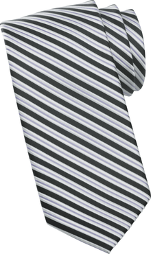 Men's Hotel Front Desk Triple Stripe Tie