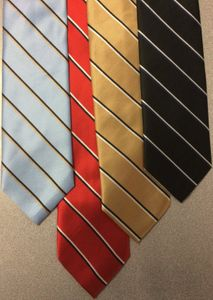 Traditional Ties and Bow Ties