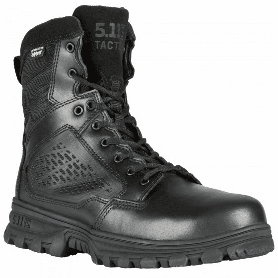 "5.11 EVO 6"" WATERPROOF BOOT WITH SIDEZIP"