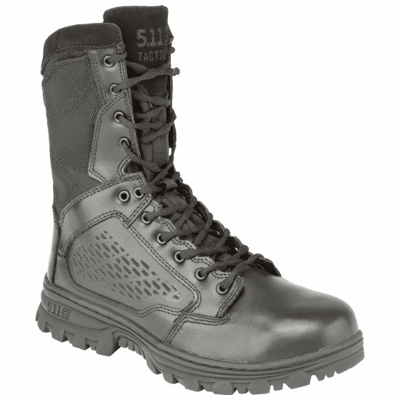 "5.11 EVO 8"" BOOT WITH SIZEZIP 12310"