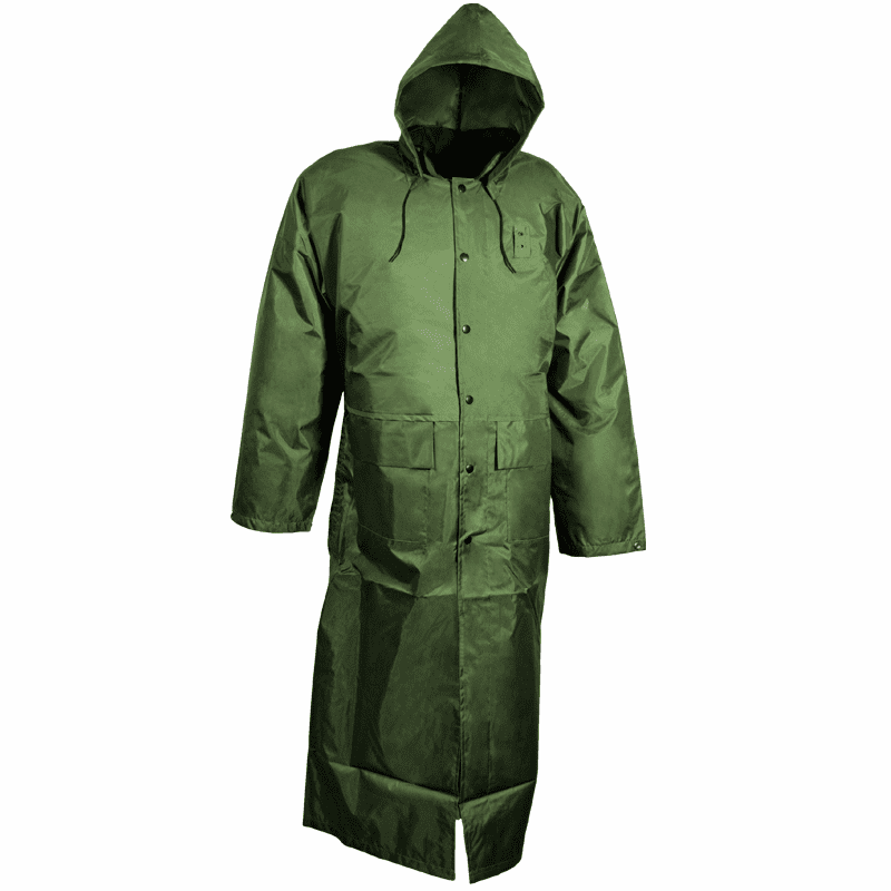 6011 Tactsquad Raincoat