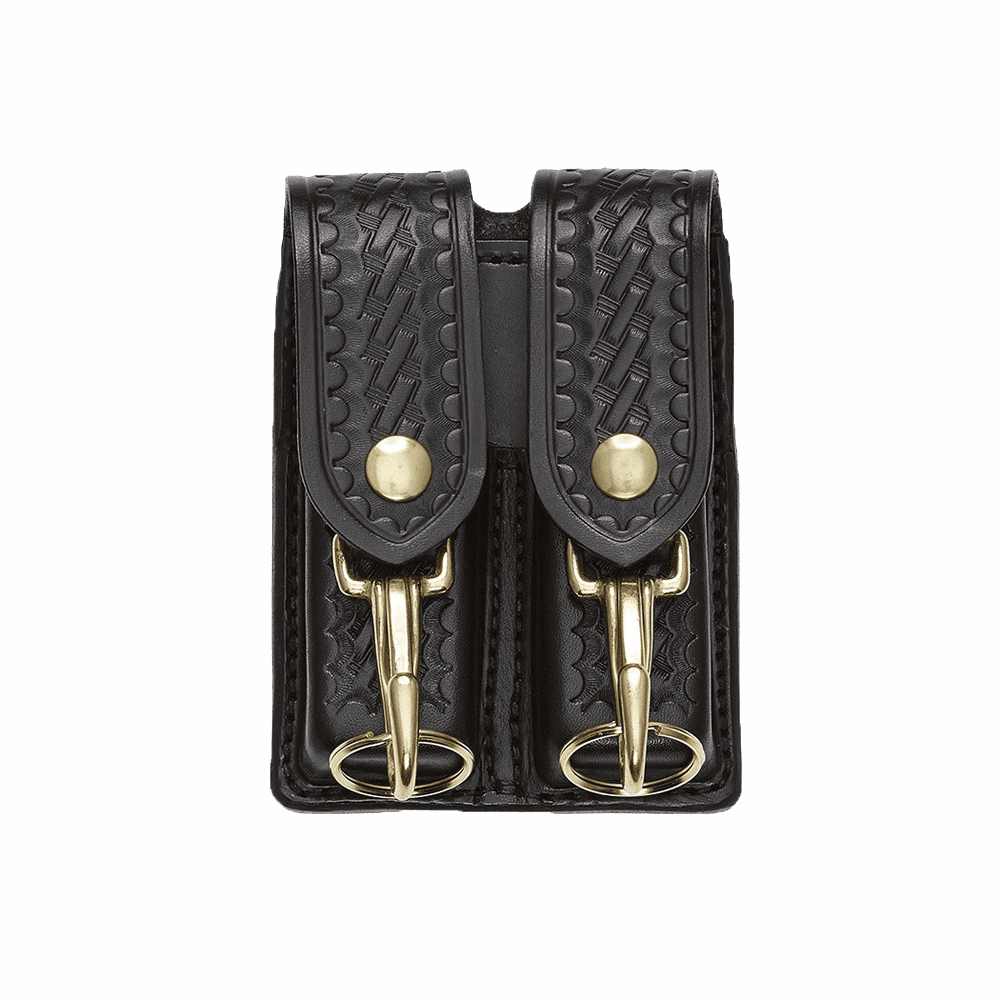 AKER - Double Magazine Holder with Folger Adam Key Clip