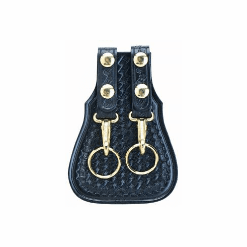 Aker Leather Double Scabbard Key Holder
