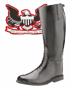 All American Boots - Motocycle Boots 905F