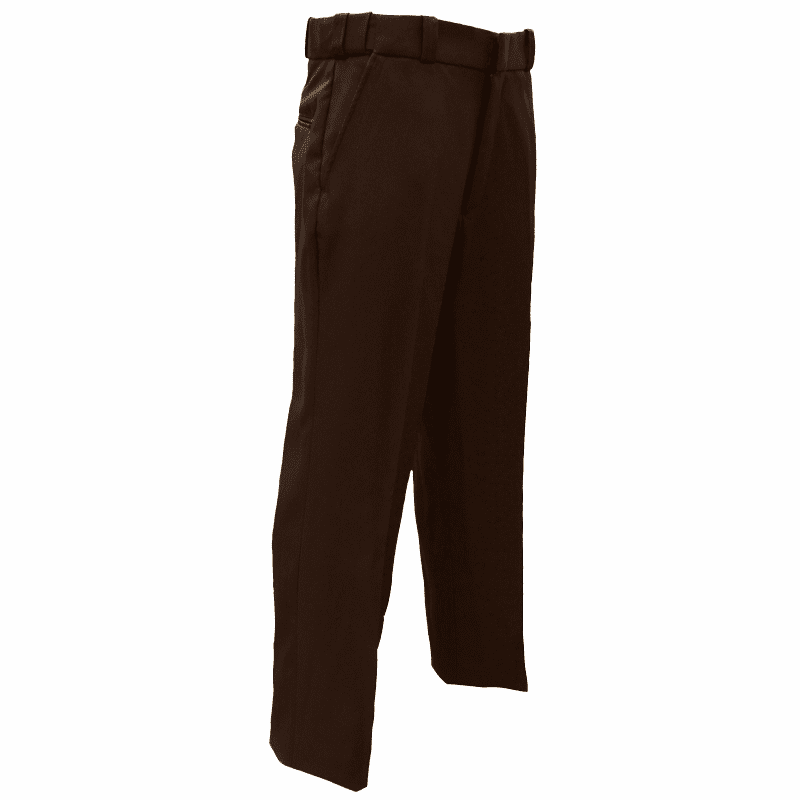BROWN FOUR POCKET TROUSERS