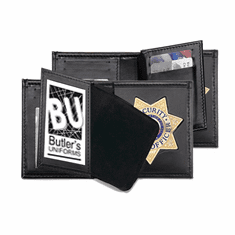 CDCR Bi-Fold Badge & ID Wallet