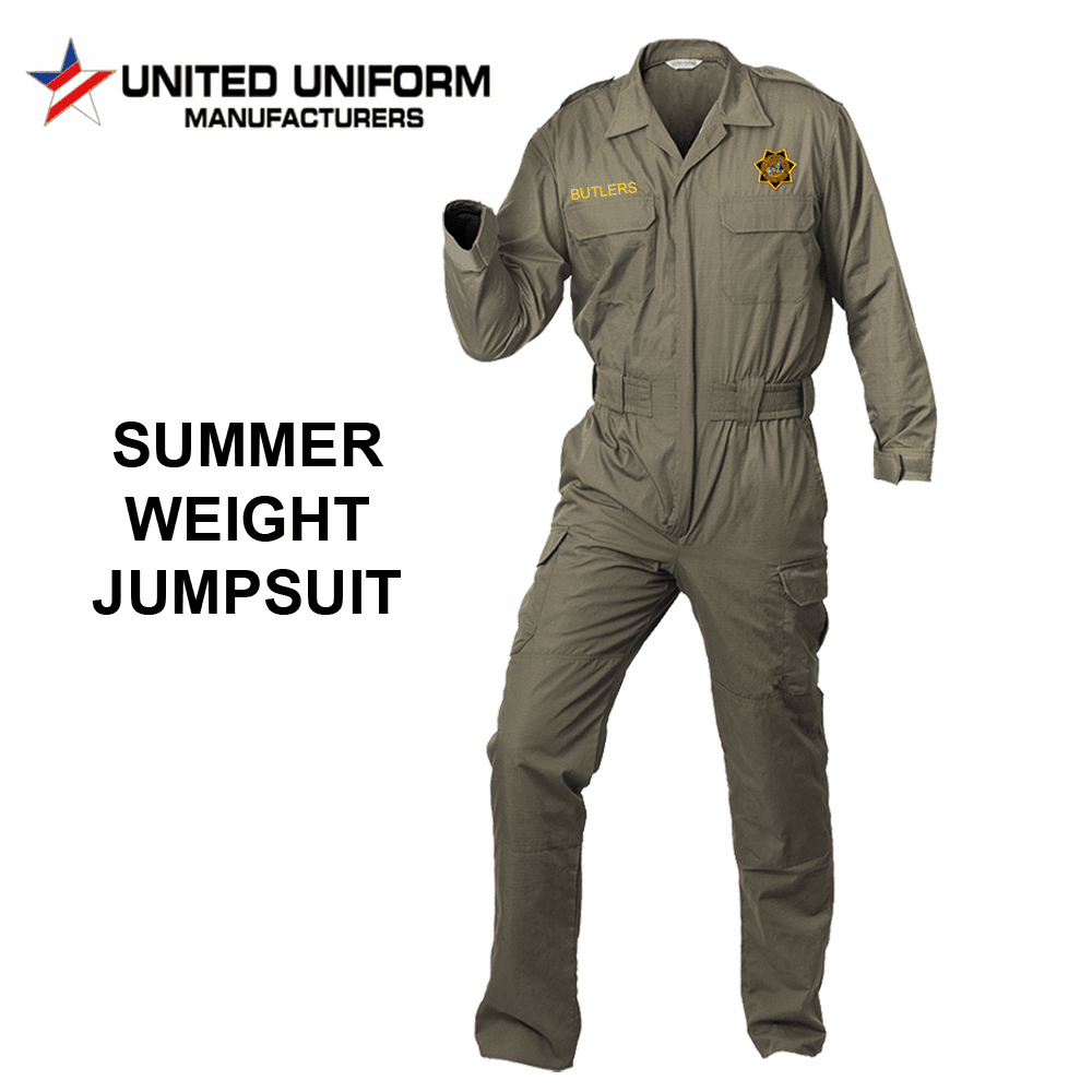 CDCR - Lightweight Jumpsuit