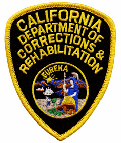 CDCR PATCH