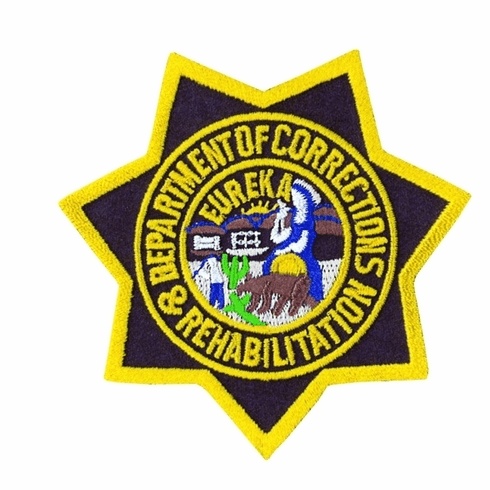 CDCR Star Patch