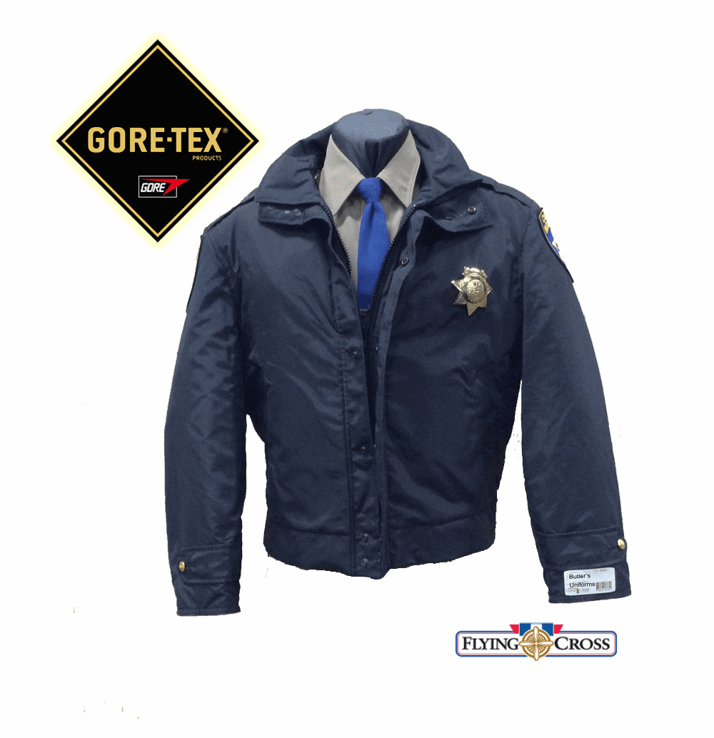 CHP Foul Weather Jacket - Gore-Tex