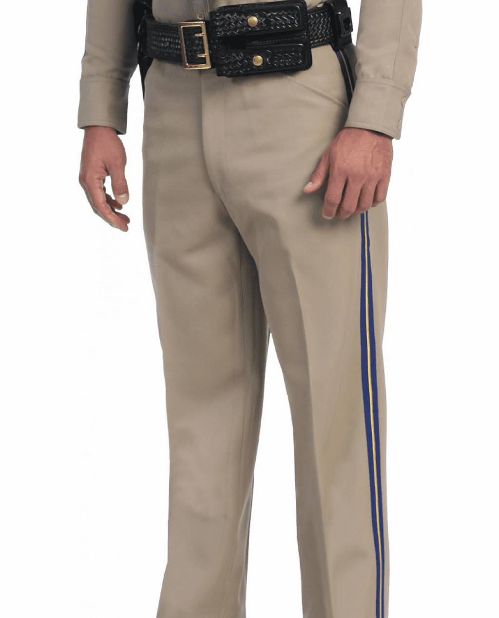 CHP Six Pocket Trousers Top Pockets