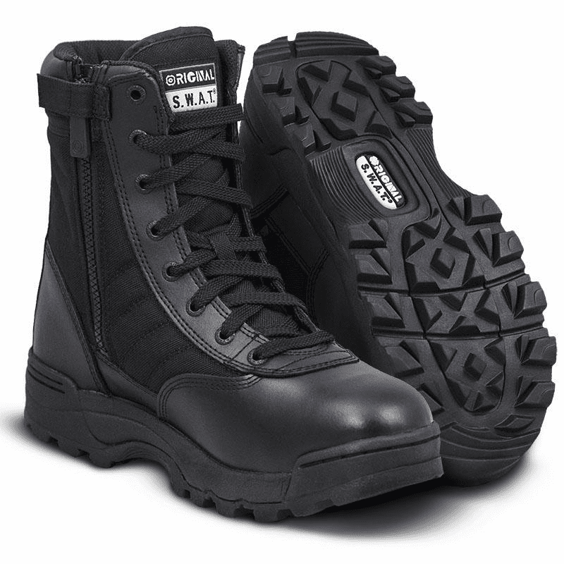 """Classic 9"""" Side Zip Boots"""