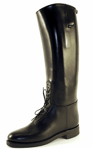 Dehner Boots - Bal-Laced Patrol Boots